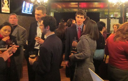 Networking at GNN Event